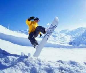 Jazda na snowboardzie